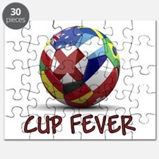 World Cup Fever Puzzle
