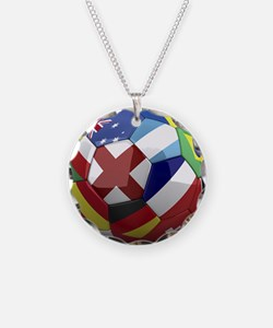 World Cup Fever Necklace
