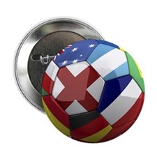 """World Cup Fever 2.25"""" Button"""