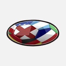 World Cup Fever Patches