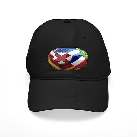 World Cup Fever Black Cap