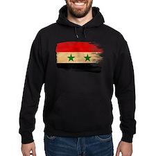 Syria Flag Hoodie