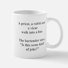 a bar joke Mug