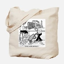 Oh No, More Lab Results Tote Bag