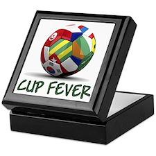 World Cup Fever Keepsake Box