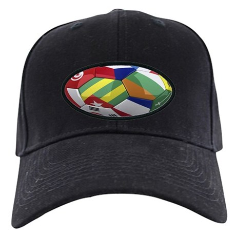 World Cup Fever Black Cap