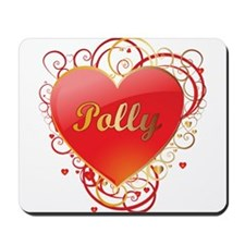 Polly Valentines Mousepad