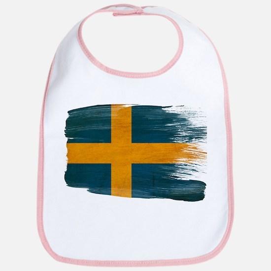 Sweden Flag Bib