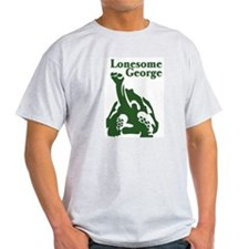 Lonesome George Ash Grey T-Shirt