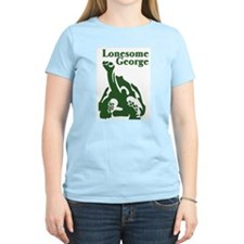 Lonesome George Women's Pink T-Shirt
