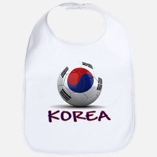 Team South Korea Bib