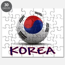 Team South Korea Puzzle