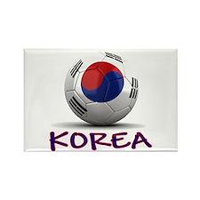 Team South Korea Rectangle Magnet