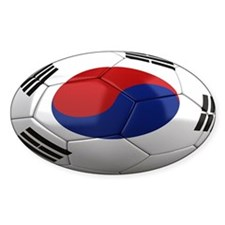 Team South Korea Decal