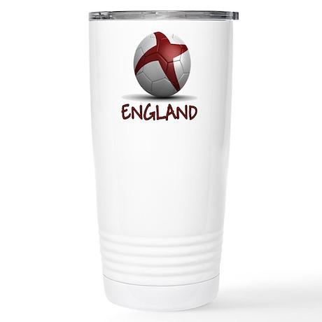 Team England Stainless Steel Travel Mug