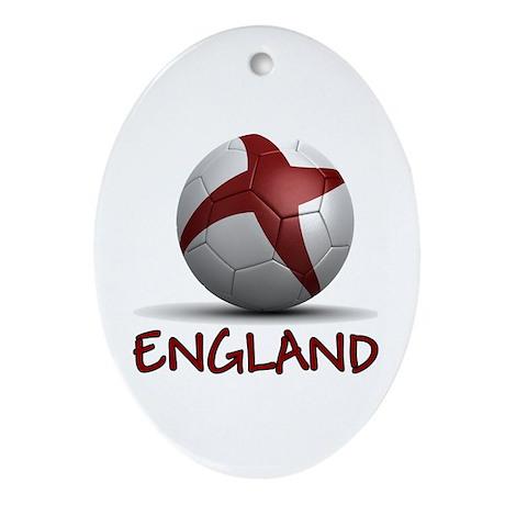 Team England Ornament (Oval)