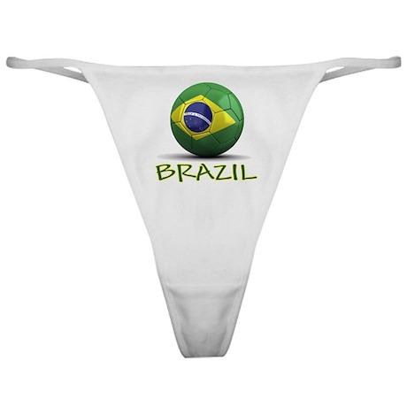Team Brazil Classic Thong