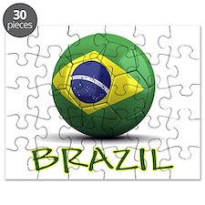 Team Brazil Puzzle