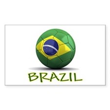 Team Brazil Decal