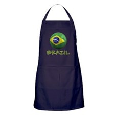 Team Brazil Apron (dark)