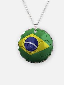 Team Brazil Necklace