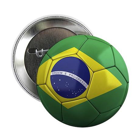 """Team Brazil 2.25"""" Button"""