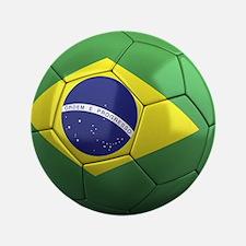 """Team Brazil 3.5"""" Button"""