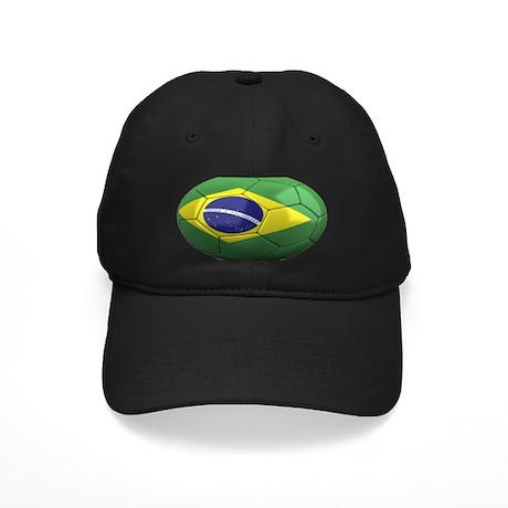 Team Brazil Black Cap