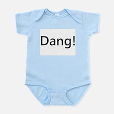 Unique One word Infant Bodysuit