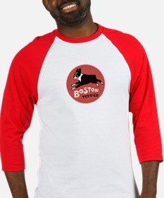 Boston Terrier Baseball Jersey