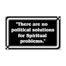 Spiritual Problems - 22x14 Wall Peel