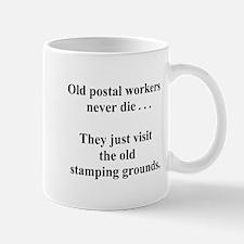 stamping grounds Mug