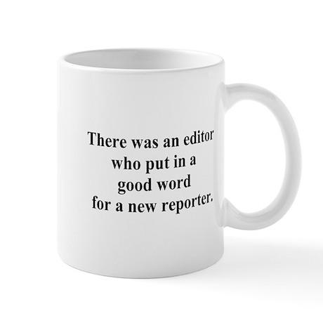 good word Mug