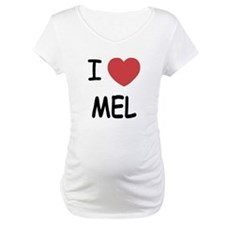 I heart mel Shirt