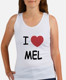 I heart mel Women's Tank Top
