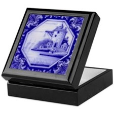 Tower Tile: Keepsake Box