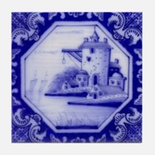 Tower Tile: Tile Coaster