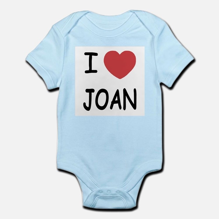 I heart joan Onesie