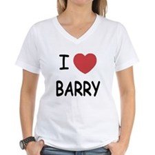 I heart barry Shirt