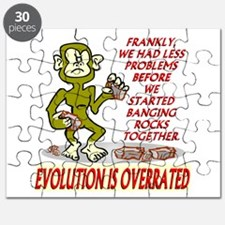 Evolution Is Overrated Puzzle