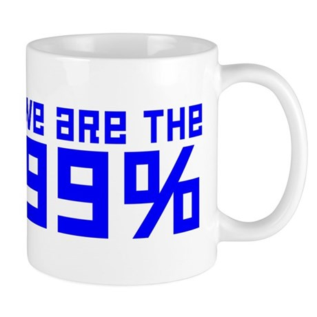 We are the 99% Mug