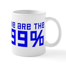 We are the 99% Small Mug