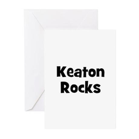 Keaton Rocks Greeting Cards (Pk of 10)