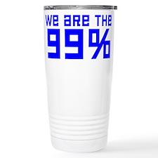 We are the 99% Travel Coffee Mug
