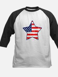 Patriotic Star Tee