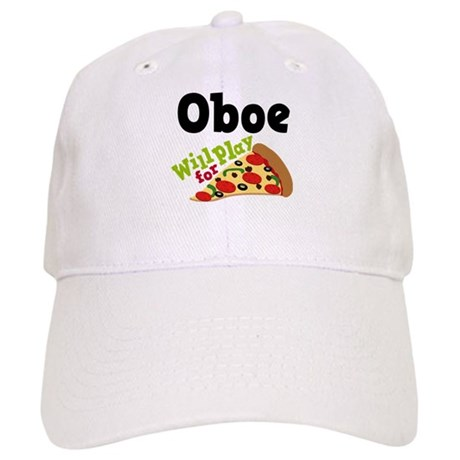 Oboe Play For Pizza Cap