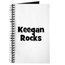 Keegan Rocks Journal