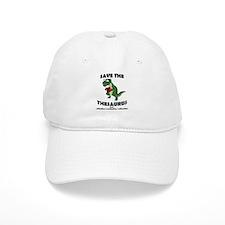 Save The Thesaurus Baseball Cap