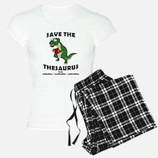 Save The Thesaurus Pajamas