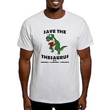 Save The Thesaurus T-Shirt